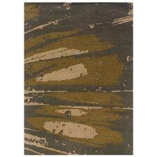 Florence Slate/Olive Area Rug