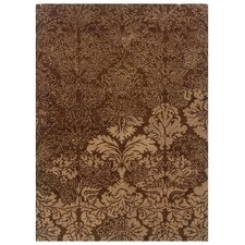 Florence Brown / Beige Rug