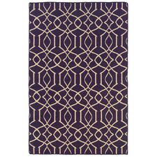Salonika Purple Irongate Rug