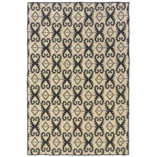 Salonika Grey Ikat Rug