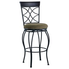 "Curves 30"" Bar Stool"