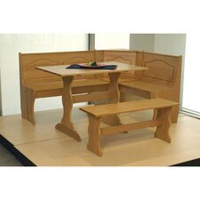 Chelsea Solid Wood Corner Kitchen Bench