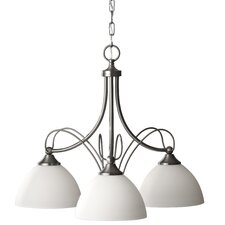 Morgan 3 Light Chandelier