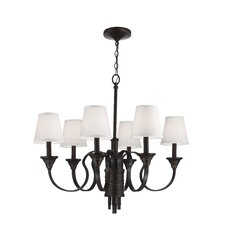 Arbor Creek 6 Light Chandelier