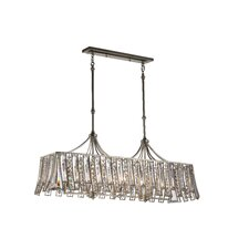Soros 8 Light Island Chandelier