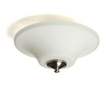 Barrington 2 Light Semi Flush Mount