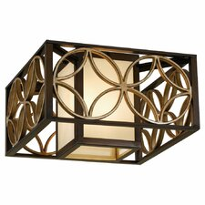 Remy 2 Light Flush Mount