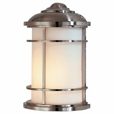 Lighthouse 1 Light Outdoor Wall Lantern
