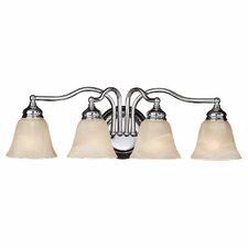 Bristol 4 Light Bath Vanity Light