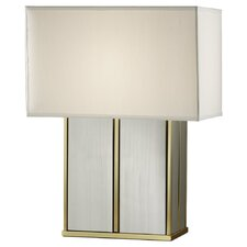 Sloane Table Lamp with Rectangle Shade