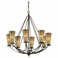 <strong>Feiss</strong> El Nido 8 Light Chandelier
