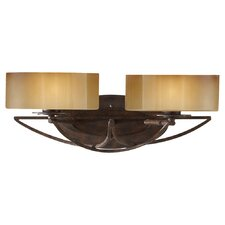 <strong>Feiss</strong> El Nido 2 Light Bath Vanity Light