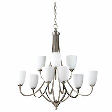 <strong>Feiss</strong> Perry 9 Light Chandelier