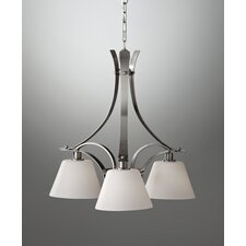 Spectra 3 Light Chandelier