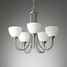 Morgan 5 Light Chandelier