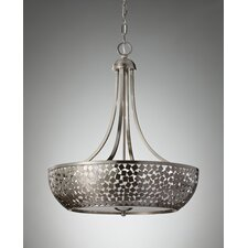 <strong>Feiss</strong> Zara 4 Light Chandelier