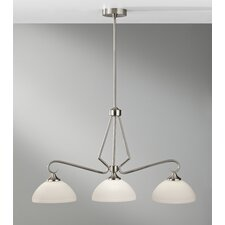 <strong>Feiss</strong> Merritt 3 Light Billiard Chandelier