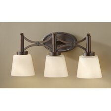 <strong>Feiss</strong> Nolan 3 Light Bath Vanity Light