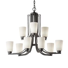 <strong>Feiss</strong> Weston 9 Light Chandelier