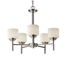 Malibu 5 Light Chandelier