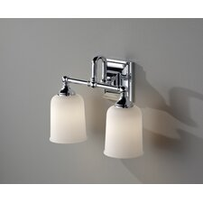 Harvard 2 Light Bath Vanity Light