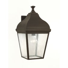 Terrace Large Tapered Outdoor Wall Lantern