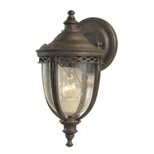 English Bridle Outdoor Wall Lantern