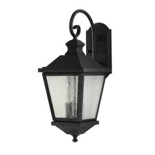Woodside Hills 2 Light Outdoor Wall Lantern