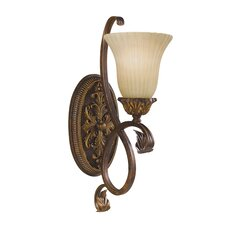 Sonoma Valley 1 Light Wall Sconce Light