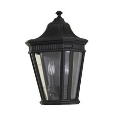 Cotswold Lane 2 Light Outdoor Wall Lantern