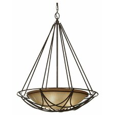 <strong>Feiss</strong> El Nido 3 Light Inverted Pendant