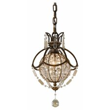 Bellini 1 Light Mini Pendant