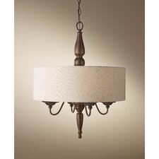 Yorktown Heights 4 Light Large Pendant