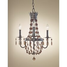 Marcia 3 Light Chandelier