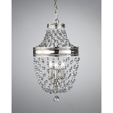 Malia 3 Light Mini Chandelier