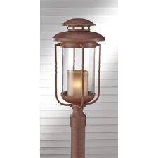 Menlo Park 1 Light Outdoor Post Lantern