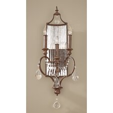 <strong>Feiss</strong> Gianna 3 Light Wall Sconce