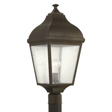 Terrace 1 Light Outdoor Post Lantern