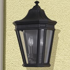 <strong>Feiss</strong> Cotswold Lane 3 Light Outdoor Hanging Lantern