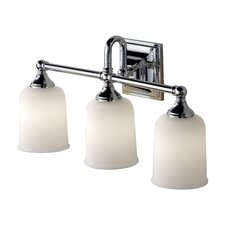 <strong>Feiss</strong> Harvard 3 Light Bath Vanity Light