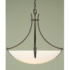<strong>Feiss</strong> Boulevard 3 Light Inverted Pendant