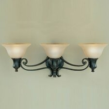 Cervantes 3 Light Vanity Light