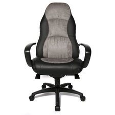 "Chefsessel ""Speed Chair"" in Grau / Schwarz"