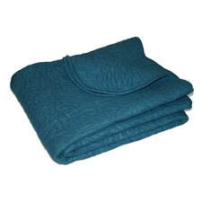 <strong>Greenland Home Fashions</strong> Serenity Cotton Throw