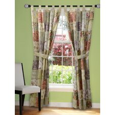 Blooming Prairie Curtain Panel Pair