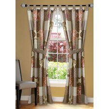 Stella Curtain Panel Pair