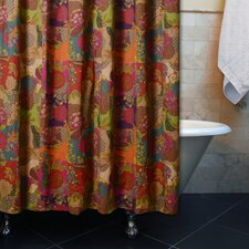 Jewel Cotton Shower Curtain