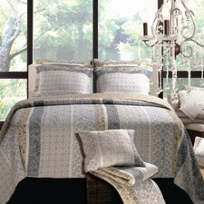 <strong>Greenland Home Fashions</strong> Soho Quilt Set