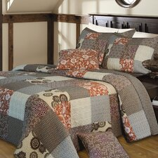 <strong>Greenland Home Fashions</strong> Stella Bedspread Set