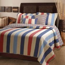 <strong>Greenland Home Fashions</strong> Austin 3 Piece King Quilt Set